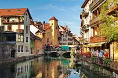 Annecy France Royalty Free Stock Images