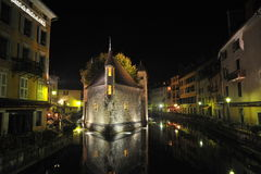 Annecy, France scenery Stock Photo