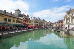 Annecy, France Royalty Free Stock Photography