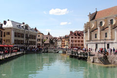 Annecy, France Royalty Free Stock Image