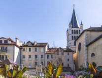 Annecy Francia Fotografia Stock Libera da Diritti
