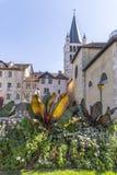 Annecy Frankreich stockbild