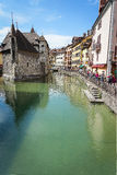Annecy, Frankreich HDR Stockfoto