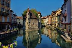 Annecy Frankrike Arkivbilder