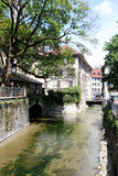 Annecy, Haute Savoie, France Royalty Free Stock Photos