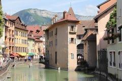 Annecy, Haute Savoie, Francja Zdjęcie Royalty Free