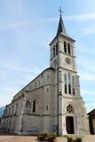 Annecy, Kirche Stockfotografie