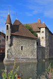 The Annecy museum Royalty Free Stock Photos