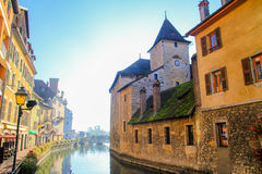 Free Annecy Old Town Stock Photos - 46055553