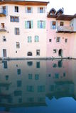 Annecy Reflections Royalty Free Stock Images