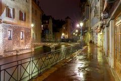 Annecy stare miasto obrazy stock