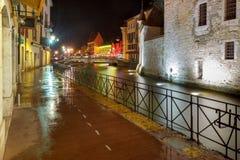 Annecy stare miasto obrazy royalty free