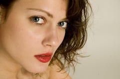 Anneliese modelo Foto de Stock Royalty Free