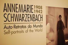 Annemarie schwarzenbach Στοκ Φωτογραφίες