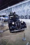 Annerisca Fiat 1939 508C Balilla alimentato da gas naturale compresso Fotografie Stock Libere da Diritti