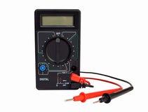 Annerisca il tester di elettricità Fotografia Stock