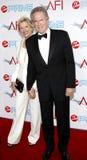 Annette Bening και Γουόρεν Μπίτι Στοκ Φωτογραφία