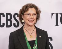 Annette Bening at the 2019 Tony Awards Meet the Nominees Press Junket