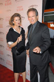 Annette Bening,Warren Beatty Stock Image