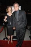 Annette Bening,Warren Beatty Royalty Free Stock Photos