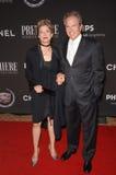 Annette Bening,Warren Beatty Stock Photos