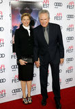 Annette Bening and Warren Beatty. At the AFI FEST 2016 Opening Night Premiere of `Rules Don`t Apply` held at the TCL Chinese Theatre in Hollywood, USA on Stock Photos