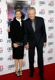 Annette Bening and Warren Beatty. At the AFI FEST 2016 Opening Night Premiere of `Rules Don`t Apply` held at the TCL Chinese Theatre in Hollywood, USA on Stock Photo