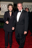 Annette Bening,Warren Beatty Stock Image