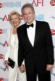 Annette Bening and Warren Beatty Royalty Free Stock Photo