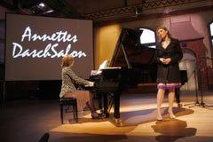 Annette Dasch Στοκ φωτογραφίες με δικαίωμα ελεύθερης χρήσης