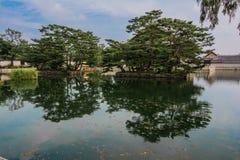 Annexe de palais de Gyeongbokgung Photographie stock libre de droits