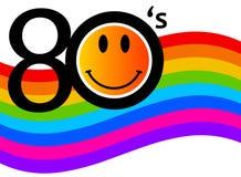 Anni '80 Fotografia Stock Libera da Diritti