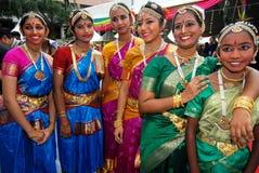 Anni dell'adolescenza indiani Fotografia Stock