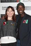 Annie Duke, Don Cheadle Stockfotografie