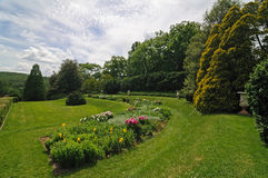 Annie duPont Formal Garden Royalty Free Stock Photos