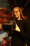 Annie Leibovitz Wax Figure Royalty Free Stock Photo