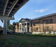 Annie Lytle School in Jacksonville, FL Royalty-vrije Stock Fotografie