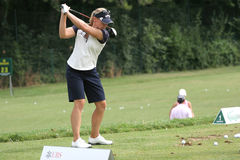 Annika Sorenstam Evian Golf Masters 2006 Royalty Free Stock Photos
