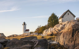 Annisquam Light House Royalty Free Stock Image