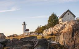 Annisquam Light House Royalty Free Stock Image