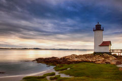 Annisquam Lighthouse Royalty Free Stock Images