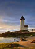 Annisquam Lighthouse stock images