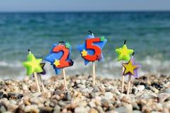 anniversaire Images libres de droits