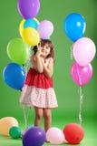 Anniversaire d'enfants Images stock