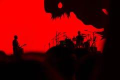 2017 anniversaire d'U2 Joshua Tree World Tour-30th Photo libre de droits