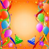 anniversaire de fond heureux Photographie stock libre de droits
