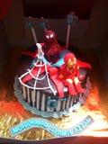 Anniversaire de gâteau Photo stock