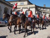 Anniversaire de la Reine Margarethe de Denmarks soixante-dixième Photo libre de droits