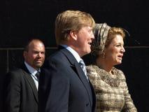 Anniversaire de la Reine Margarethe de Denmarks soixante-dixième Photos libres de droits