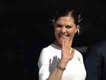 Anniversaire de la Reine Margarethe de Denmarks soixante-dixième Photo stock